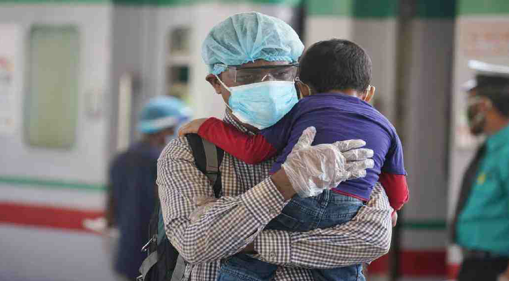 Covid cases in Bangladesh exceeds 4.5 lakh with 32 new deaths