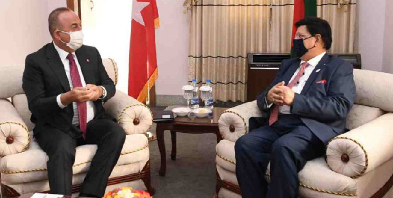 Bangladesh a rising star in South Asia: Turkish Foreign Minister