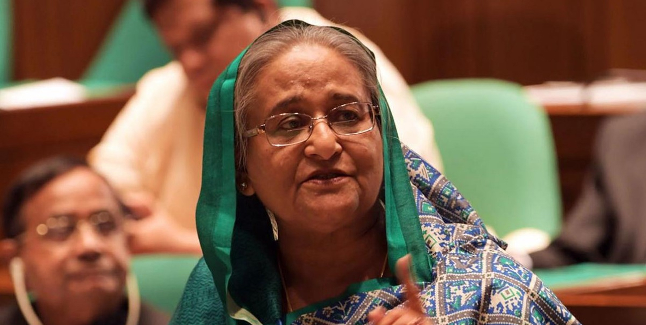 Hasina ranks 39th on Forbes list of 2020's most powerful women