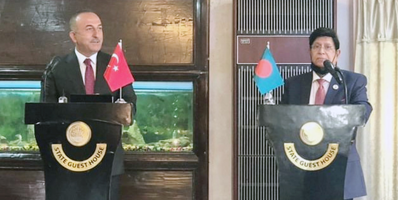 Turkey keen to sell arms to Bangladesh