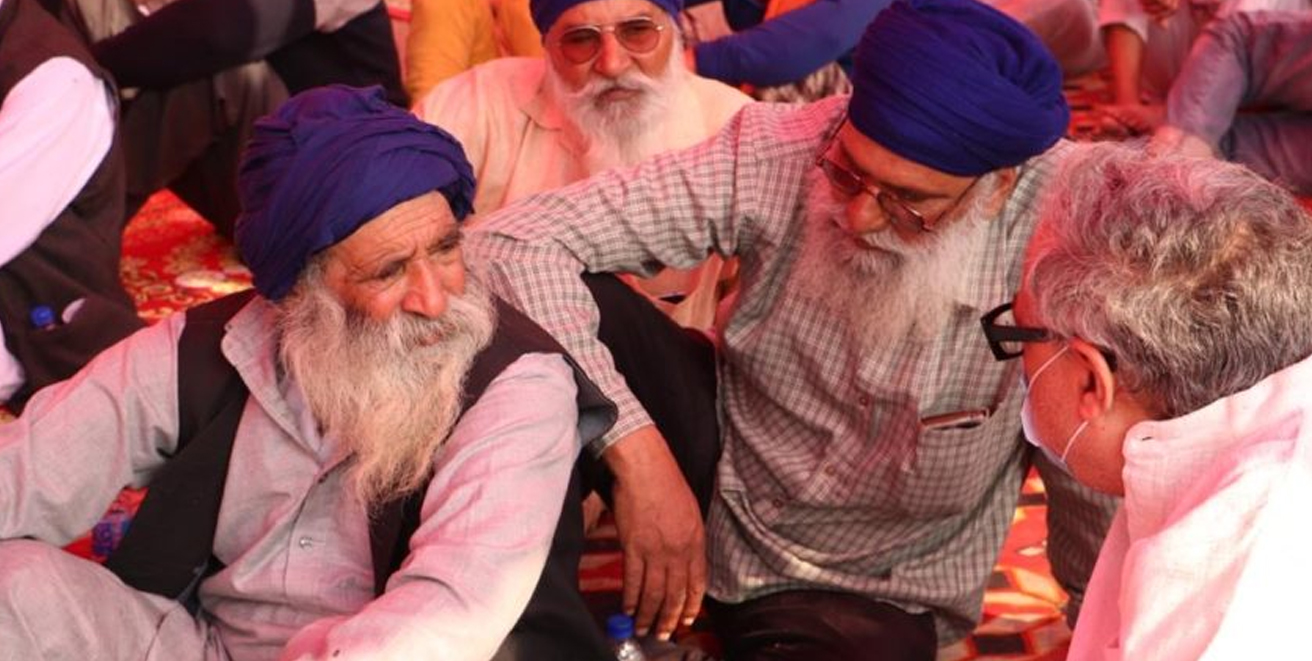 Farmers protest Talks with Govt move to round 6 as impasse continues