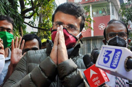 Sourav Ganguly discharged from hospital, returns home