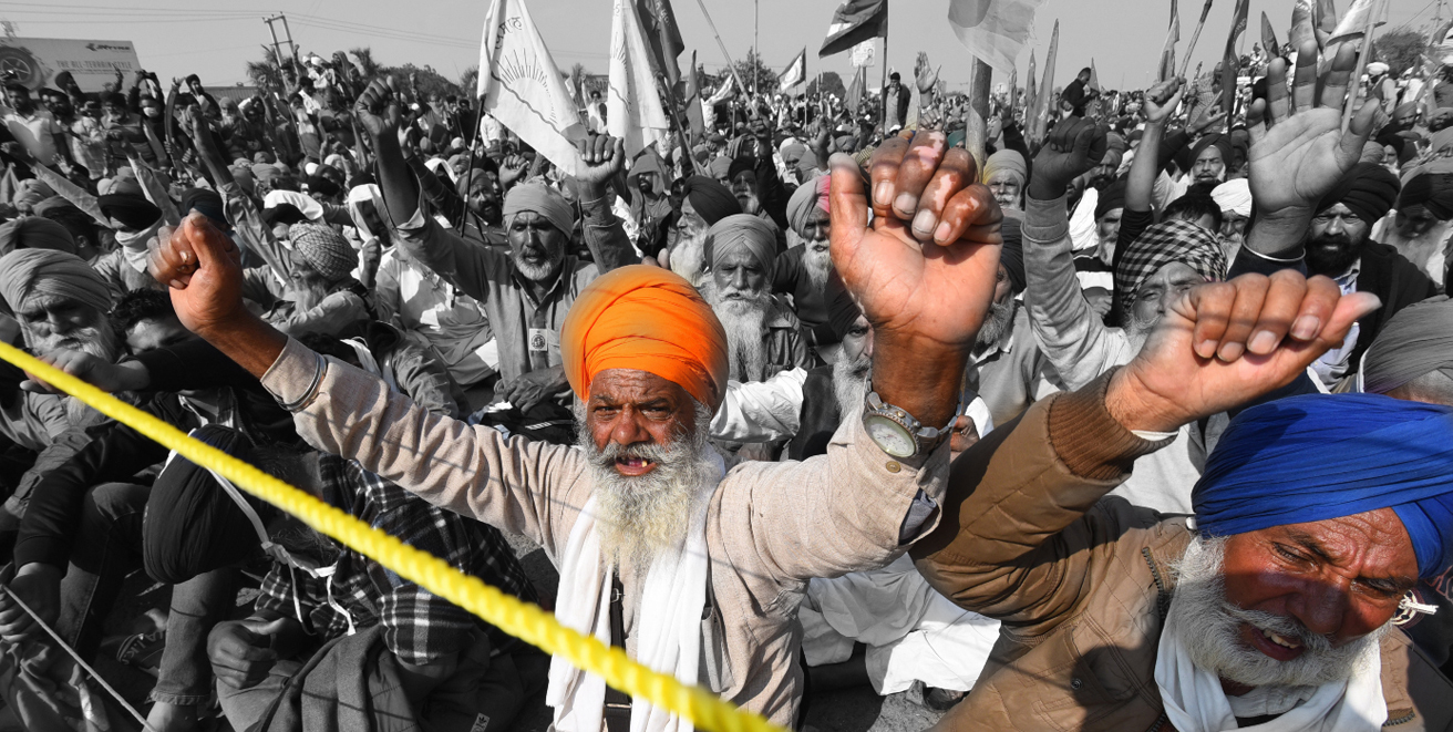 Withdraw All Cases Against Farmer Protestors Including The NIA FIR Farm Laws must be repealed CDRO