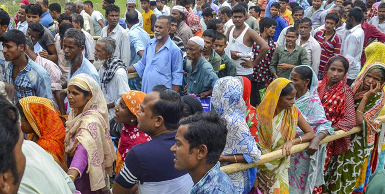 People excluded from NRC can vote in Assam: CEC