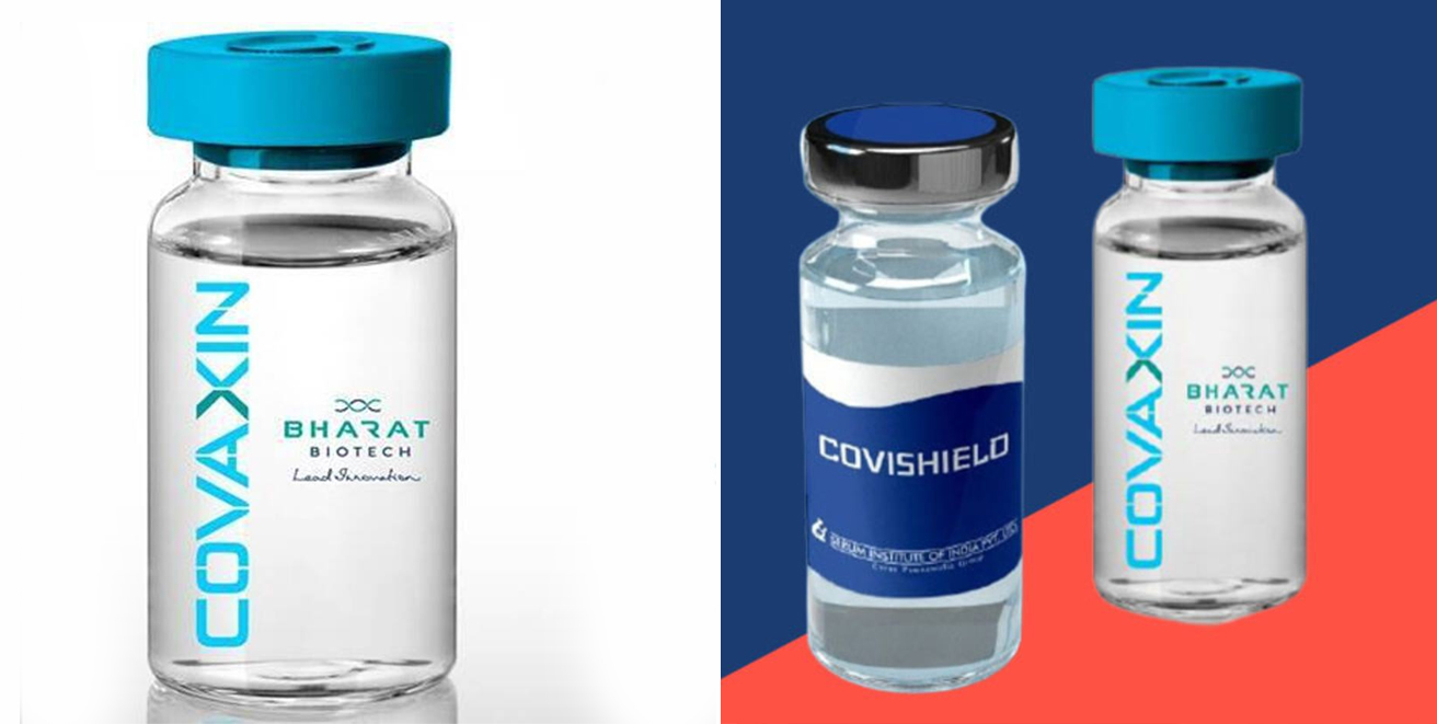 Questions raised on approval of covaxin covishield vaccines