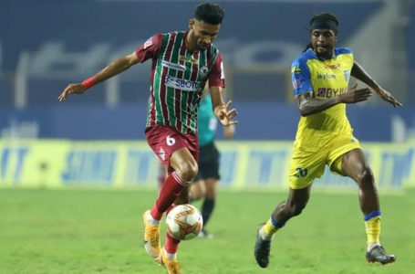 It is Mohun Bagan who won the Kerala match even after trailing by two goals