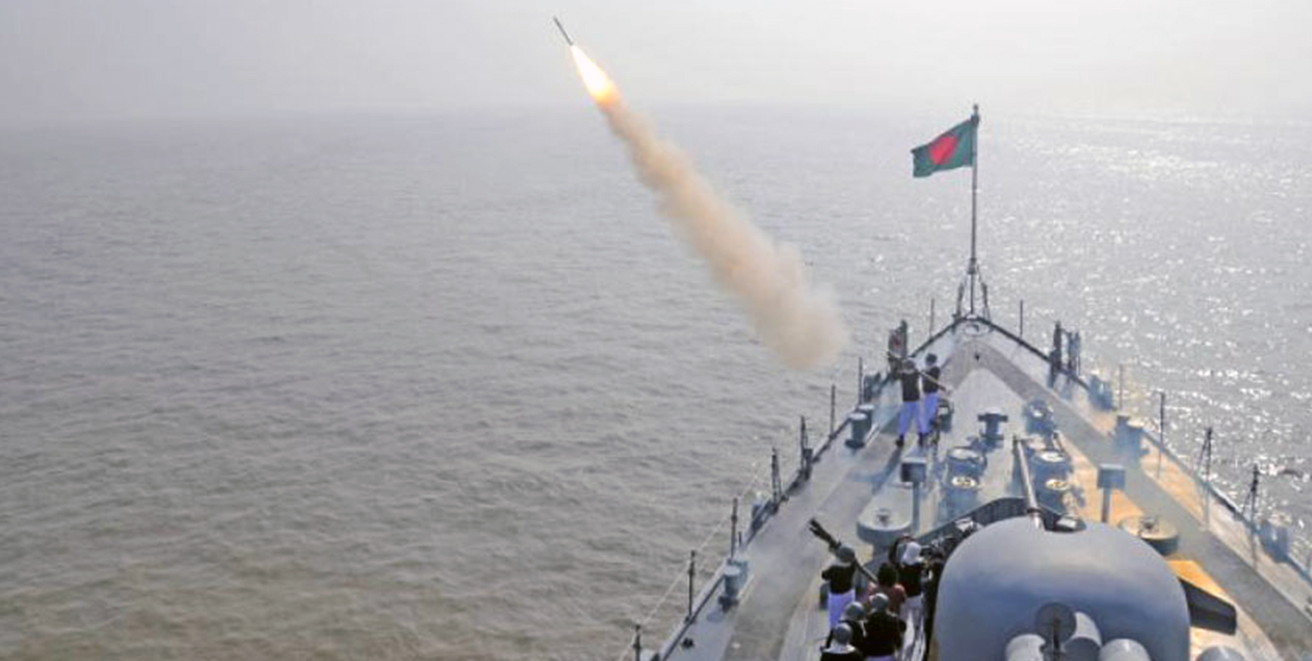 Bangladesh will participate in the naval exercise held in Pakistan