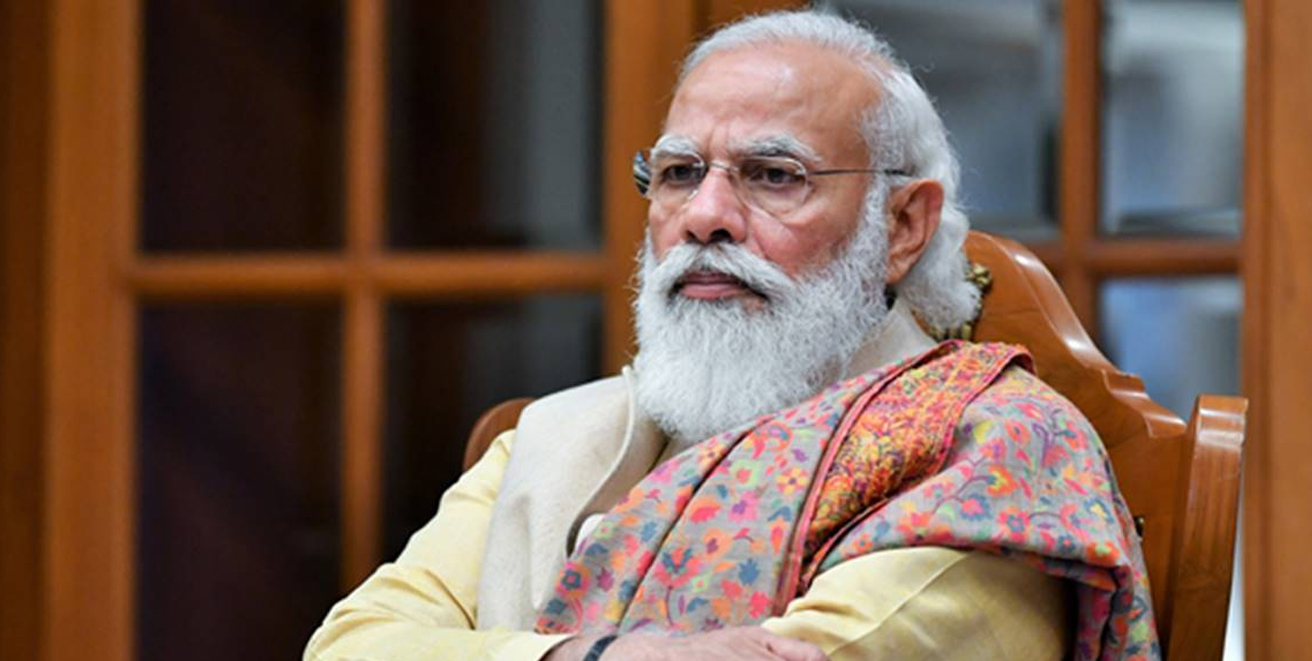 Ready to protect mankind with two India-manufactured corona vaccines: PM Modi