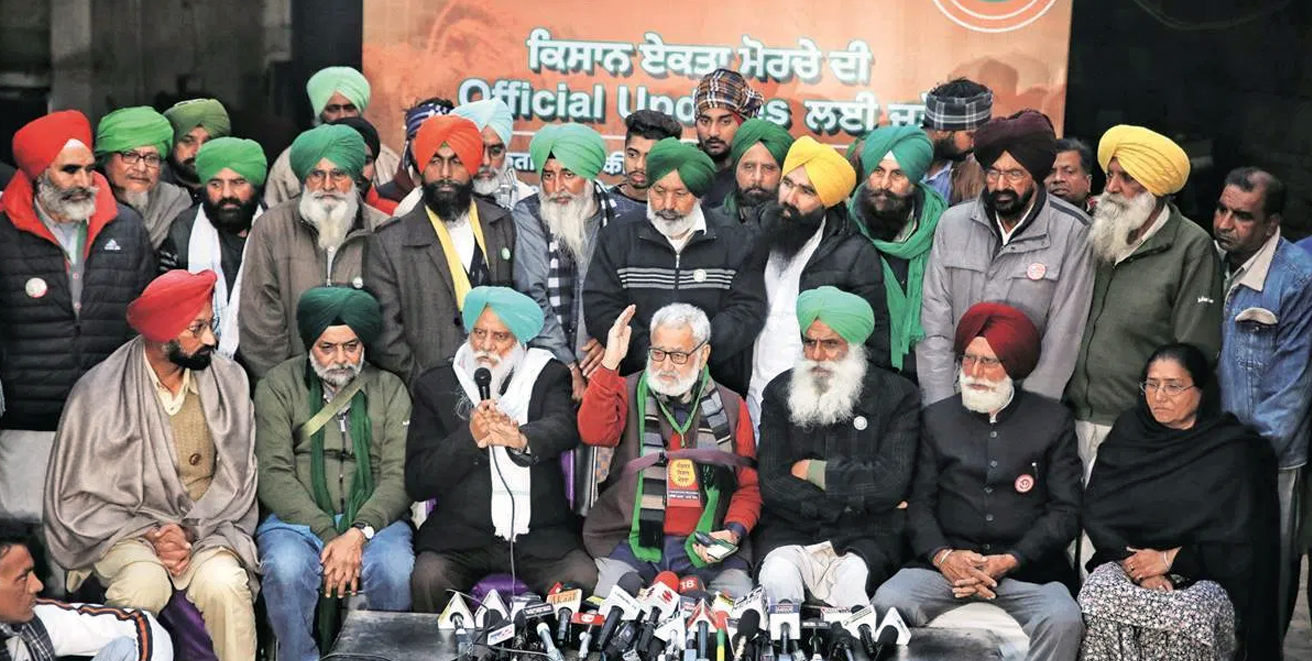 After tractor rally violence farmers cancel march to Parliament on Budget day