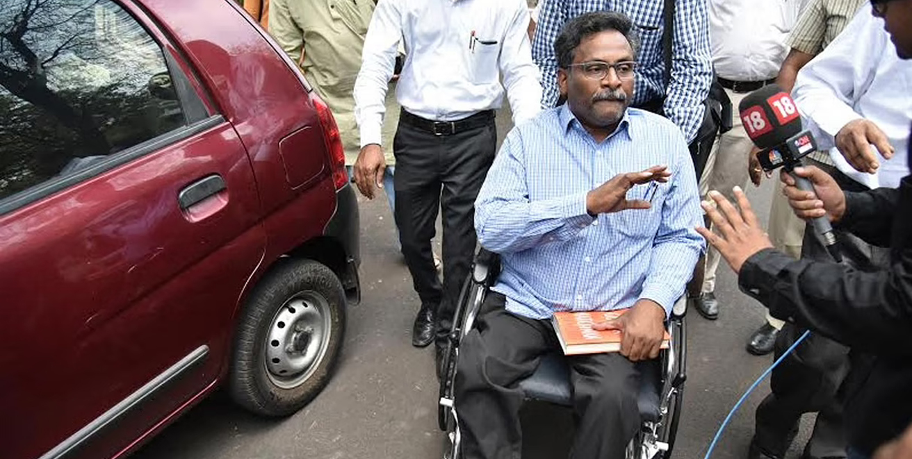 NCHRO Demands Immediate Release and Medical Treatment of Professor GN Saibaba