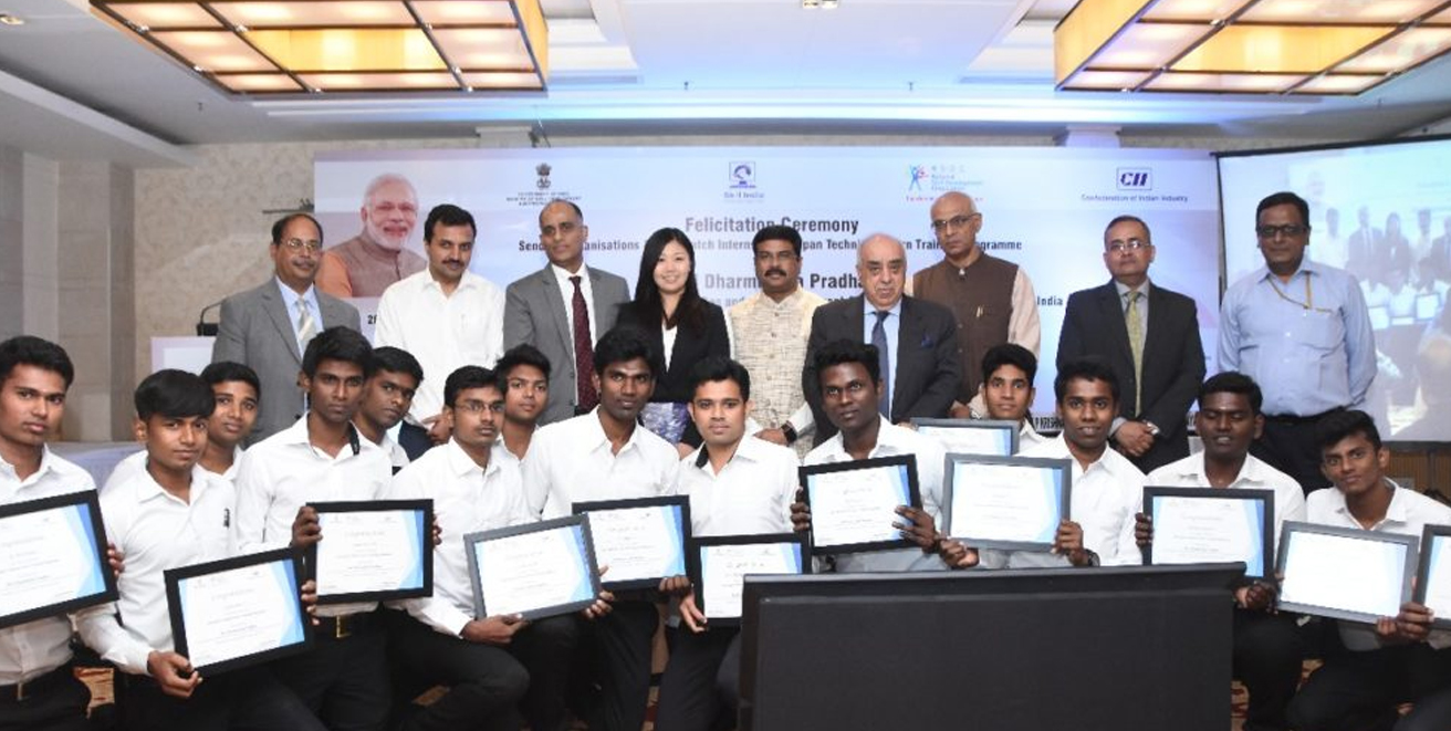 MOU with Japan on training of skilled workers