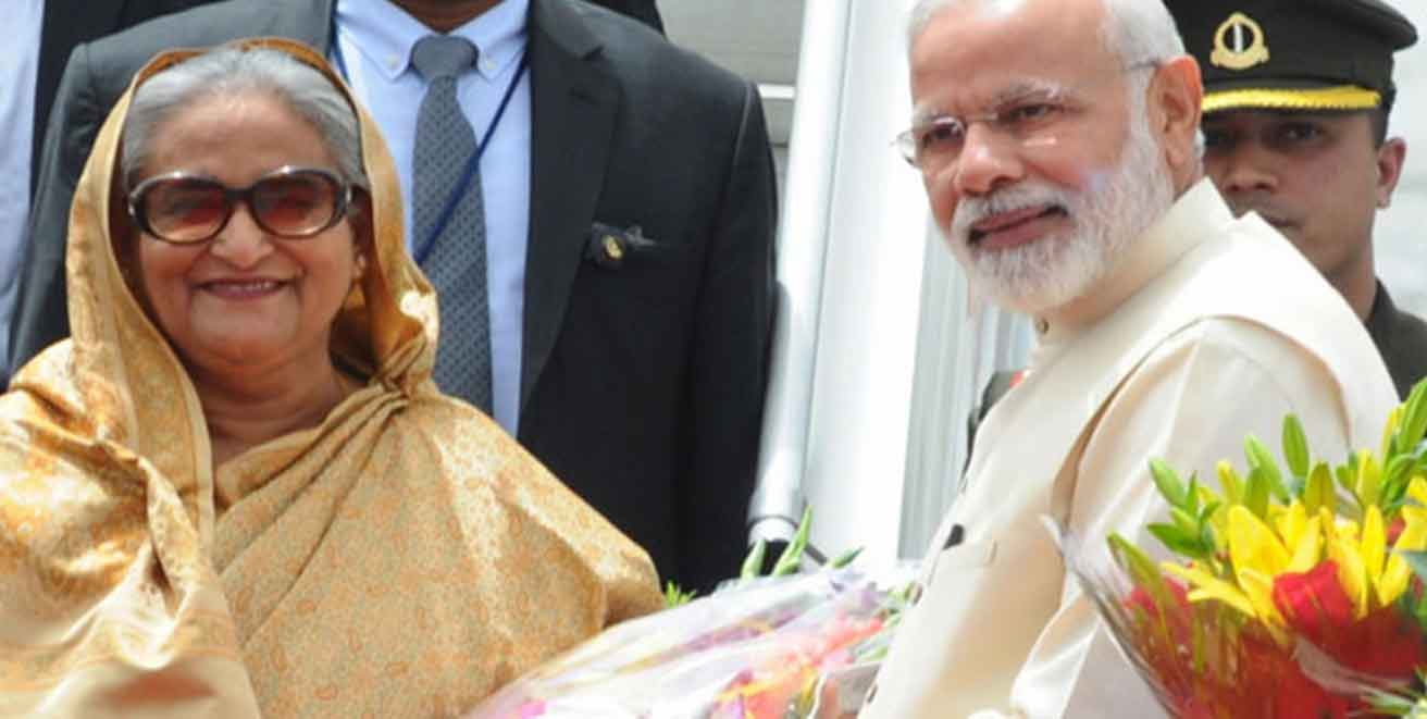 With focus on taking ties to a new height PM Modi arrives Dhaka Today
