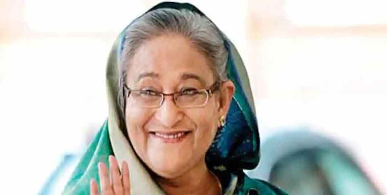Sheikh Hasina among top 3 inspirational women leaders in Commonwealth