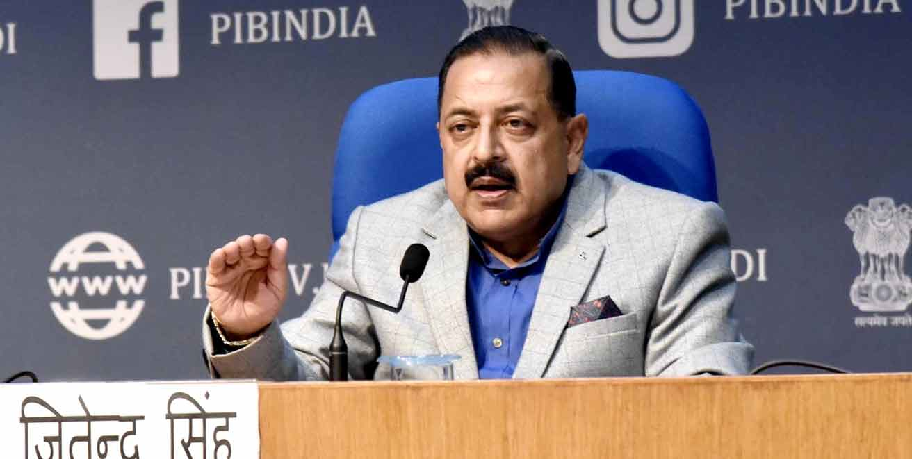 N-E will become the torch bearer of New India in post COVID era: Dr Jitendra Singh