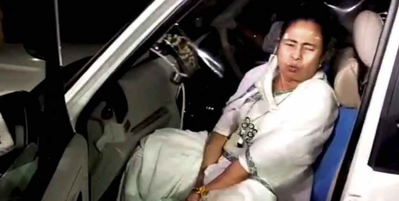 Mamata injured during campaign in Nandigram says it was a planned attack
