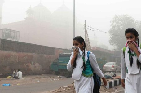 Delhi worlds third most polluted city after Bangladesh and Pakistan