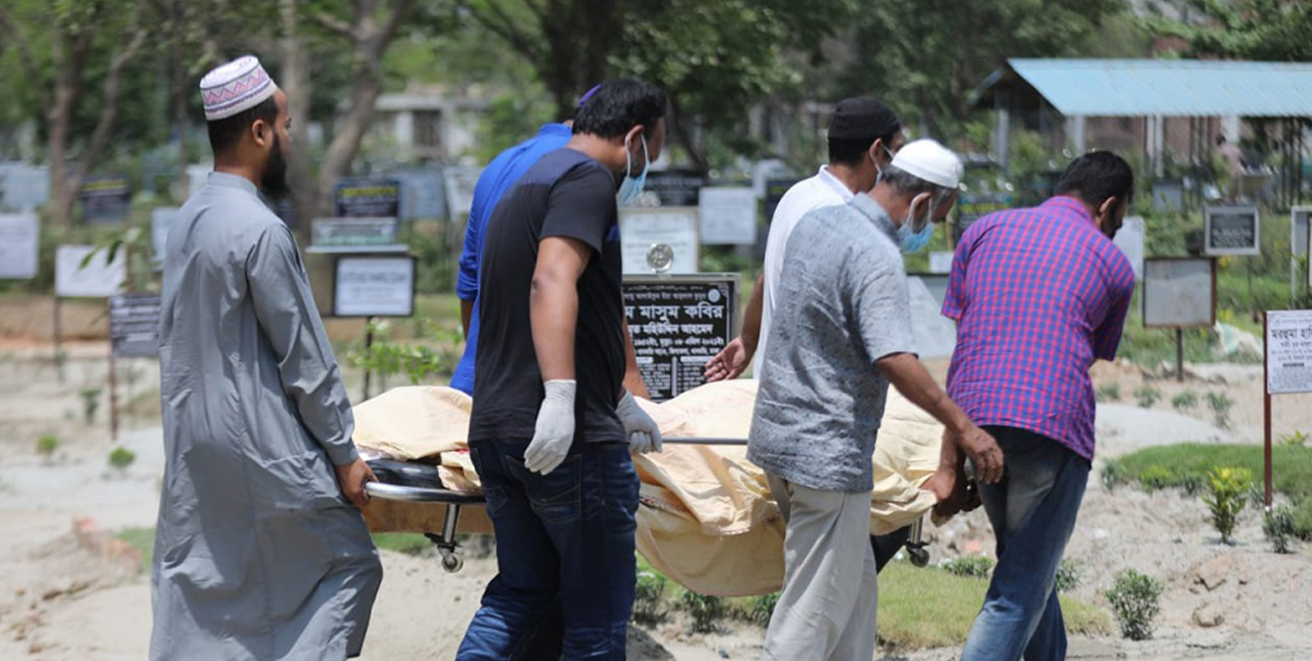 Bangladesh Covid deaths cross 11000 with 101 new fatalities