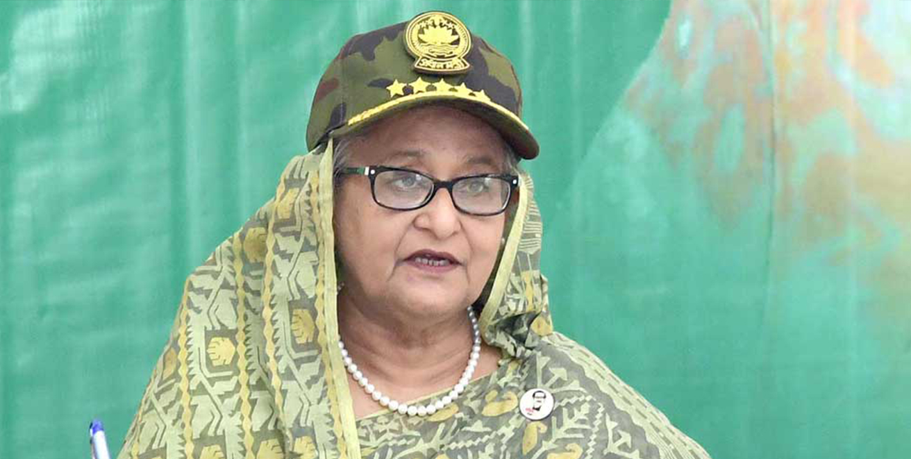 Global peace turned more challenging amid pandemic : Hasina