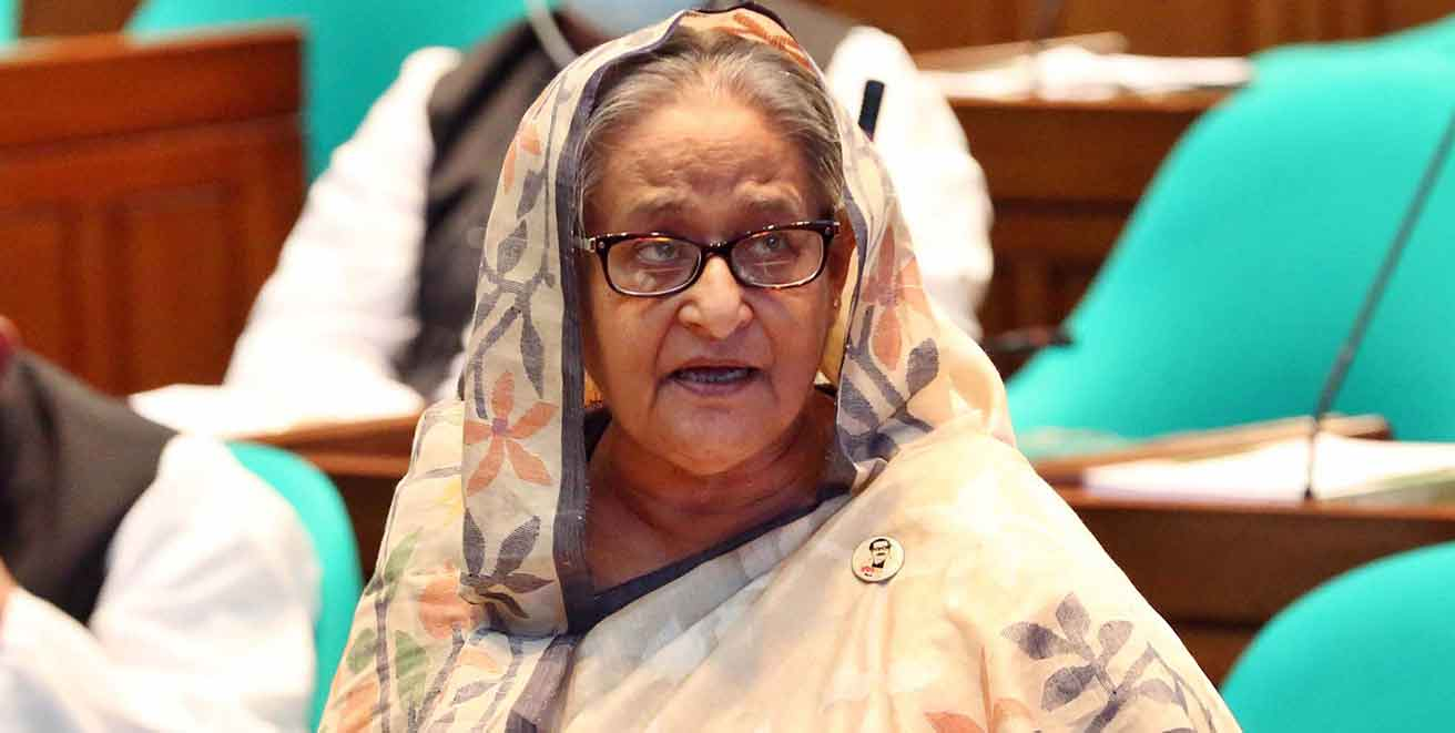 Sheikh Hasina calls for all-out effort to fight new virus wave
