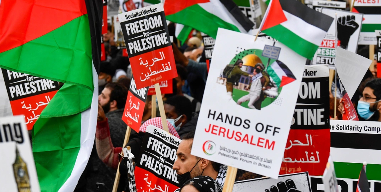 Popular Front welcomes Indian support for the Palestinian cause