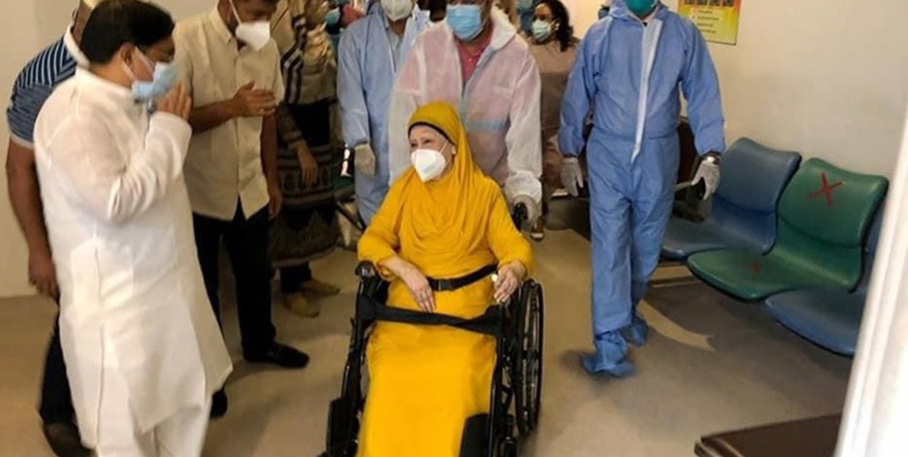 Medical board sits Tuesday to review Khaleda Zia's health condition