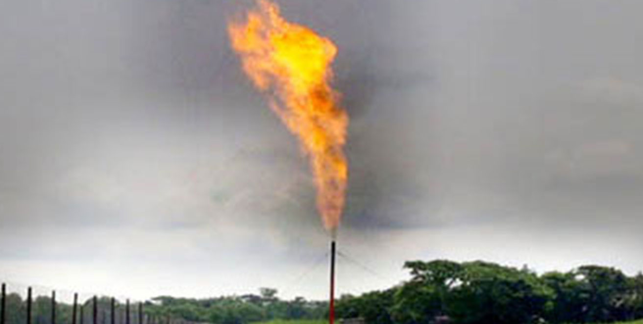 Bangladesh has found a new gas field on the Assam border