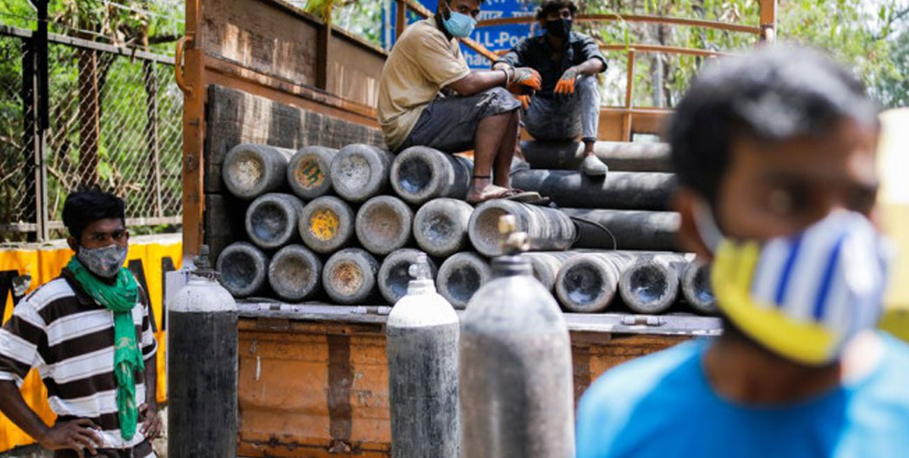 India resumed exporting oxygen to Bangladesh