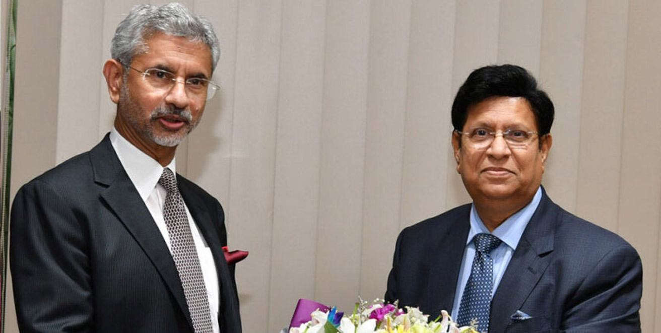 India's EAM focuses on disaster management MoU with Bangladesh