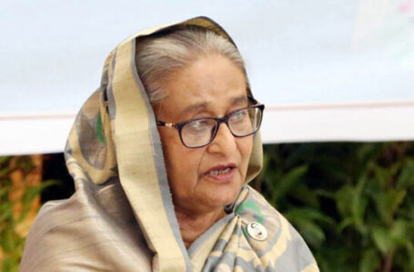 Bangladesh PM orders speeding up vaccination of industrial workers, families