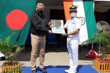 Bangladesh receives two mobile oxygen plants from India